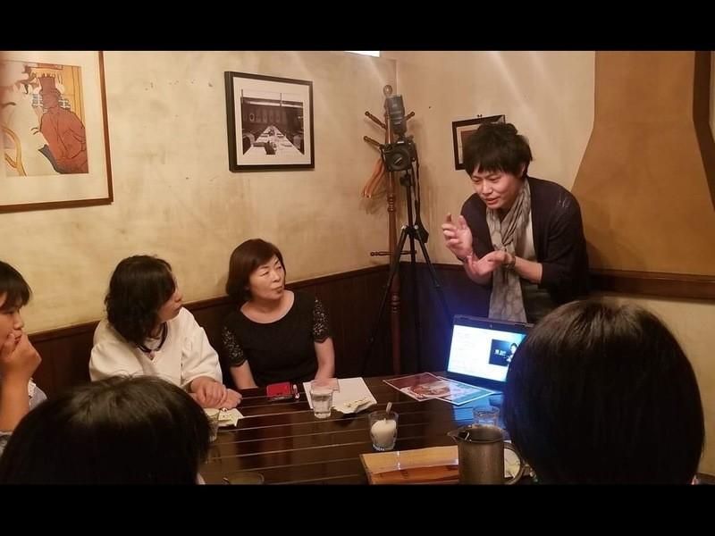 集客力を10倍アップするスマホ写真講座【名古屋開催】の画像