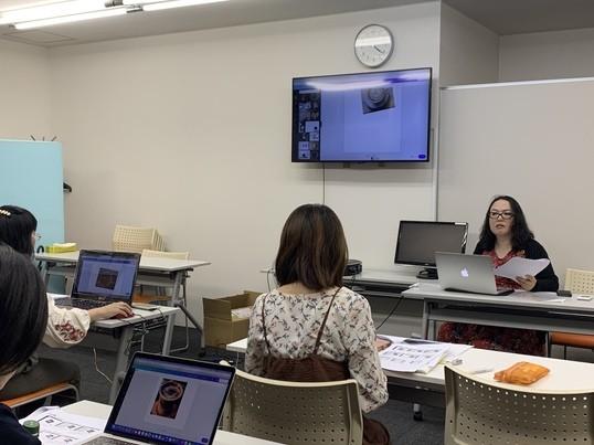 女性のための楽しいチラシ作成講座〜完結編 Canvaと印刷データの画像