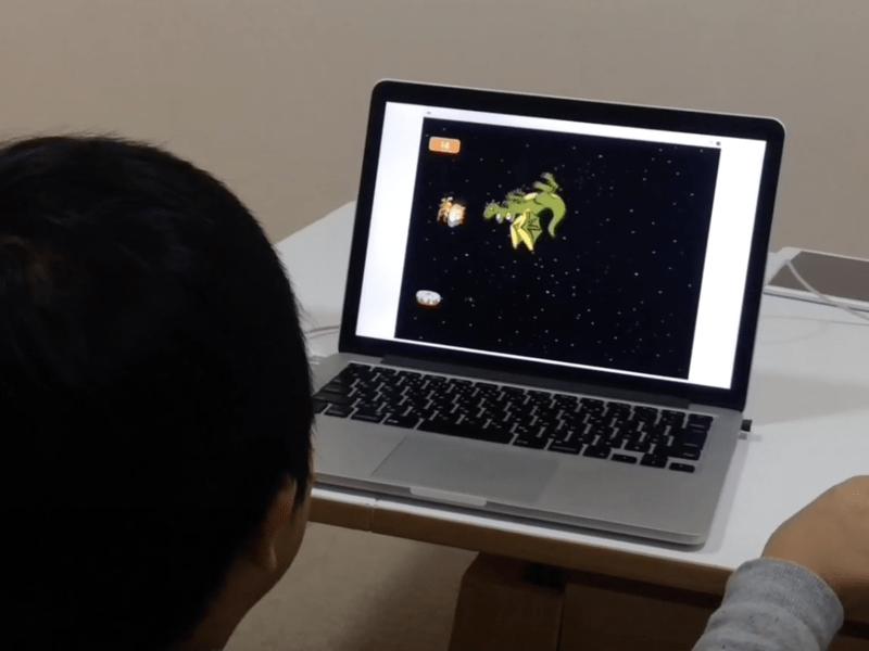 5歳からのプログラミング!スクラッチで遊ぼう(1回〜複数回)の画像
