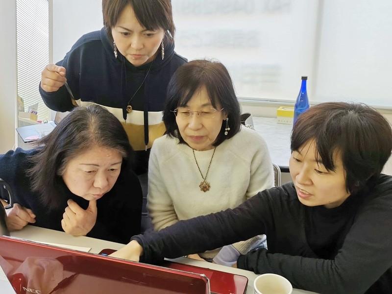 自分プロデュース女性のためのSNS基礎講座:各種SNSの特性と活用の画像