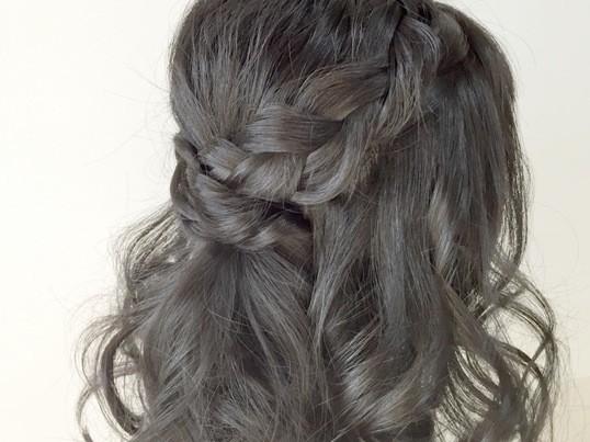 ぶきっちょなパパ・ママのためのヘアアレンジ 初級・女の子編の画像