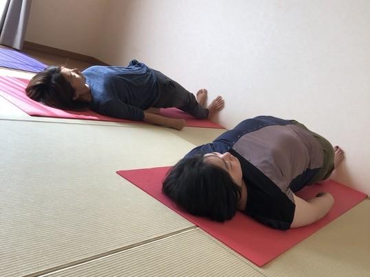 【新潟市】女性のための骨盤調整ヨガの画像