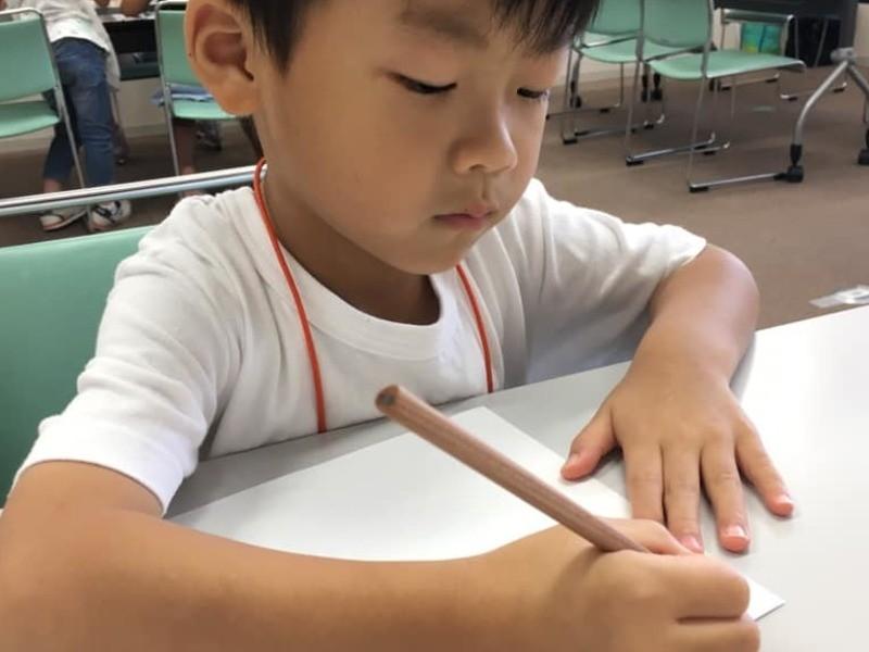 お子さんのお箸の持ち方気になりませんか?正しい鉛筆・お箸の持ち方の画像