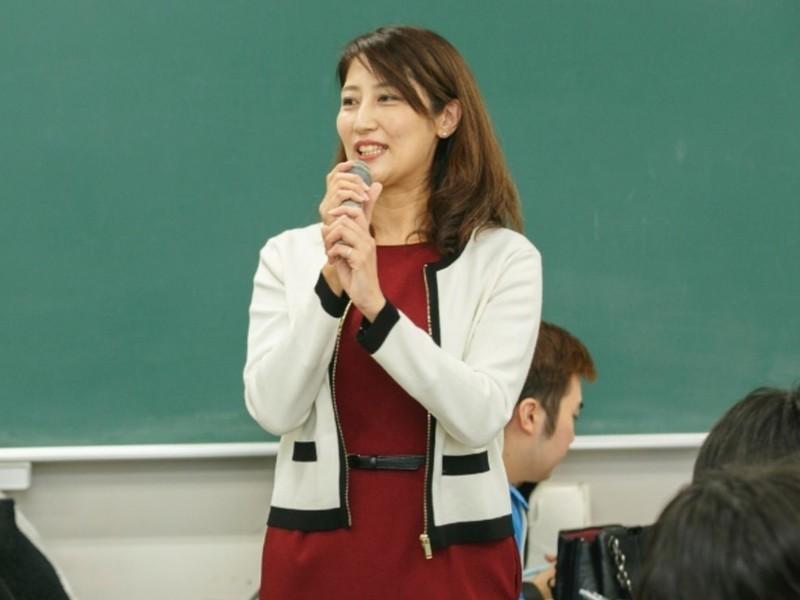 元NHKキャスターがお届けする「緊張を感じさせない話し方」セミナーの画像