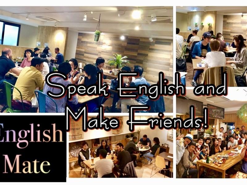 書道の先生が教える「英語で俳句を作る」国際交流イベント の画像