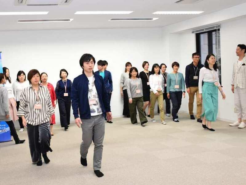 【大阪】アスリートウォーキング体験セミナーの画像