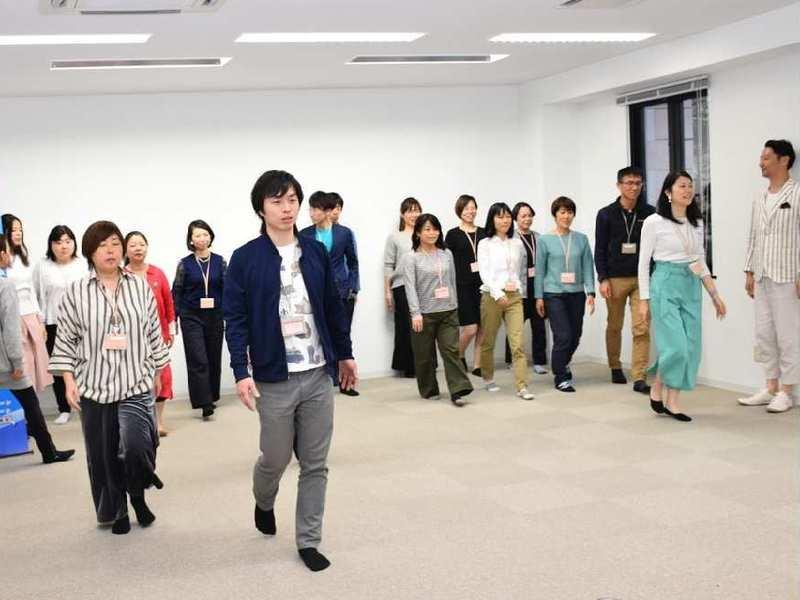 【福岡】アスリートウォーキング体験セミナーの画像