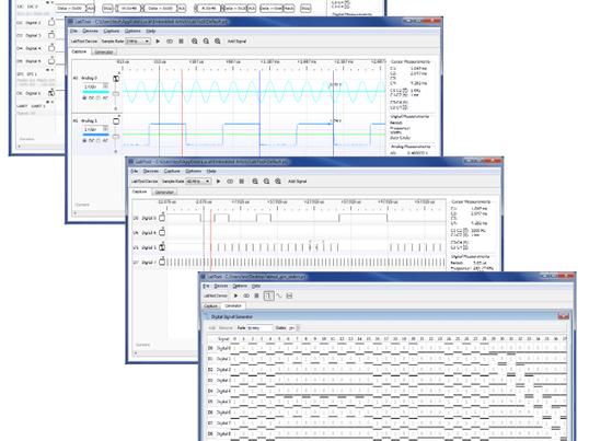 オシロスコープ・ロジックアナライザ入門-測定器・計測器を使うの画像