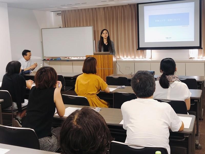 カウンセリング基礎講座(講師:浅野まみこ氏)の画像