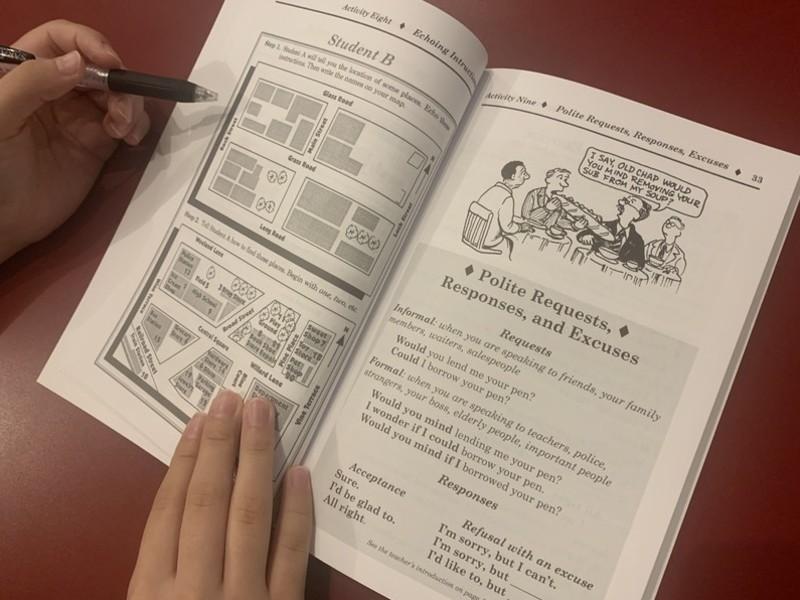 1,000円マンツーマン英会話!「言いたい」を形にするスピーキングの画像