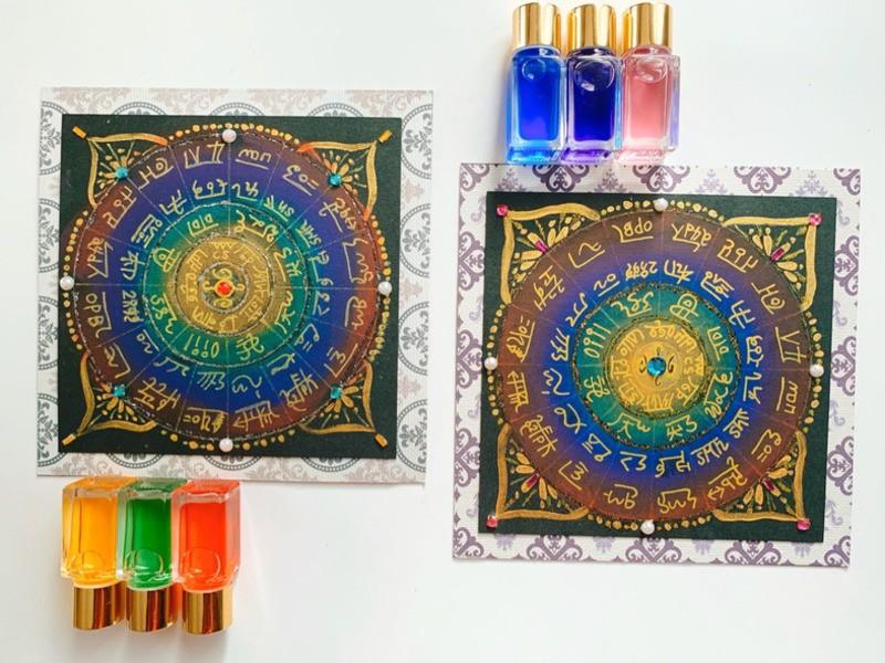 フトマニ★デザイン曼荼羅アートの画像