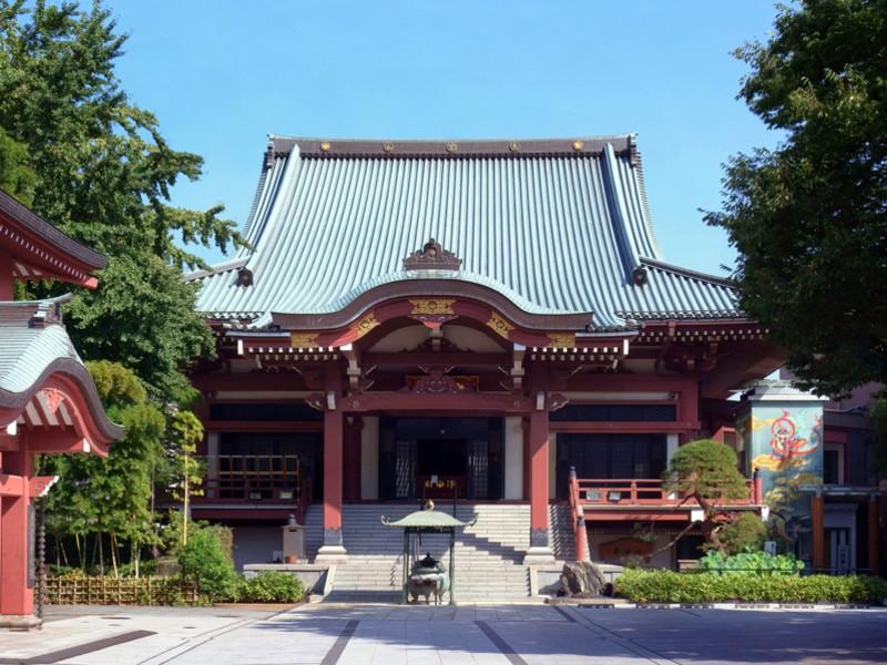 ☆モダンな禅寺で写真撮影を学ぼう〔基礎篇〕の画像