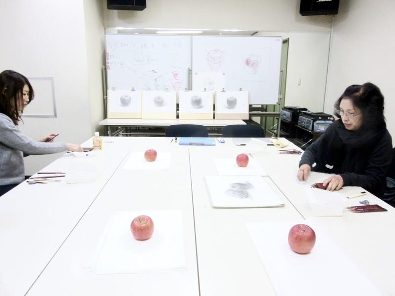 5Bから5Hまで〜光と影の効果を学ぶ、美術予備校主任のデッサン講座の画像
