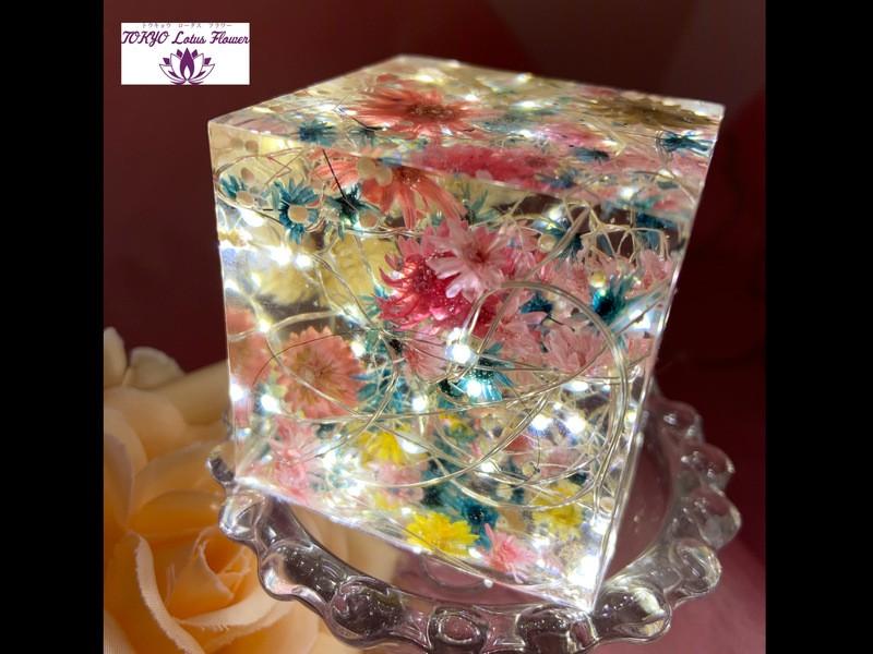 【オンライン】40球のLEDライト入りのロマンチックなランプの画像