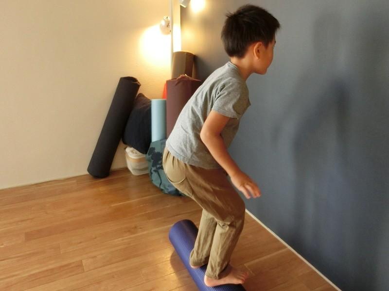 体を使った遊びで姿勢改善!子どもの体づくりのレッスン☆(0〜6歳)の画像