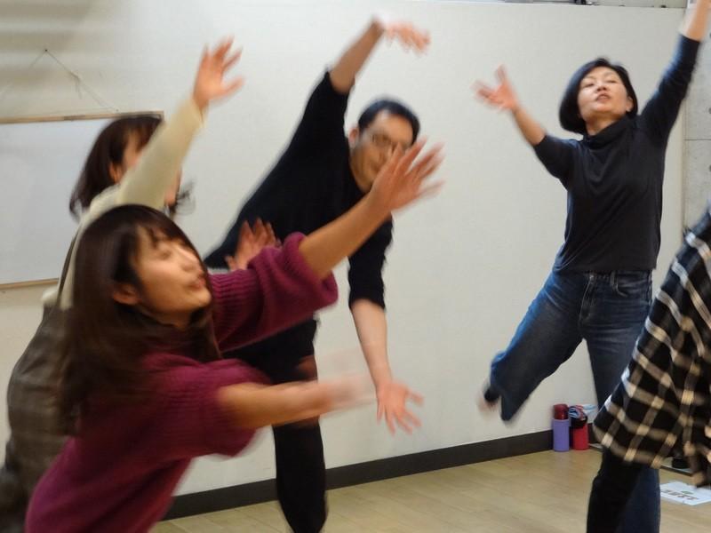 誰でも舞台で輝ける。あなたは明日の役者の卵 エンジョイ演劇横浜の画像