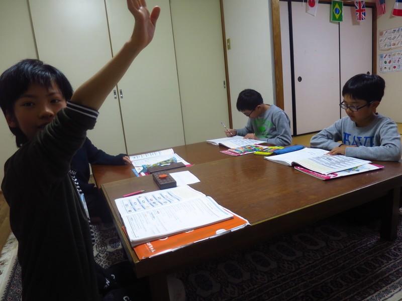 英検対策しながら会話力を身に付ける・大野英語塾 体験レッスンの画像