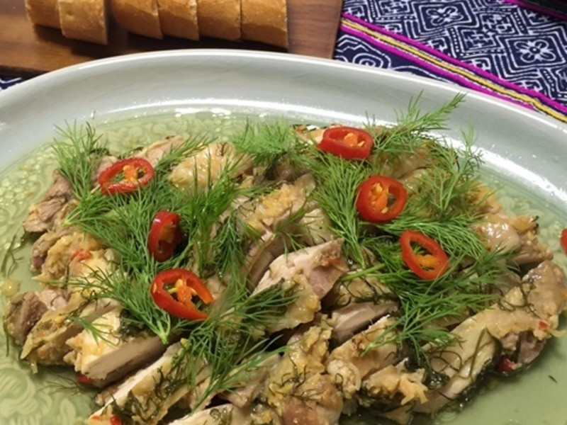 パーティータイ料理Part1!  簡単豪華なフュージョンタイ料理♪の画像