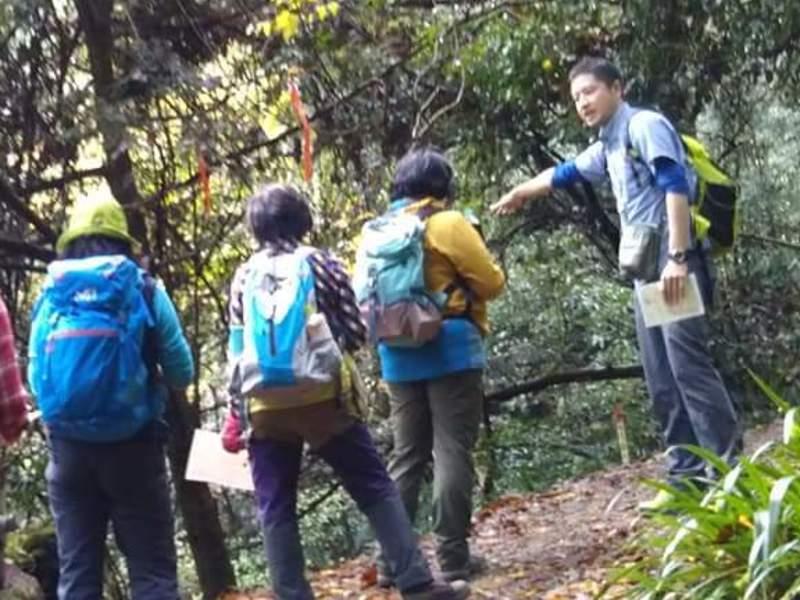 山岳ナビゲーション講習【初級編】@高尾山の画像