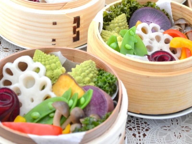 美味しい冬野菜でデトックス!ヘルシーベジ和食レッスン2020の画像
