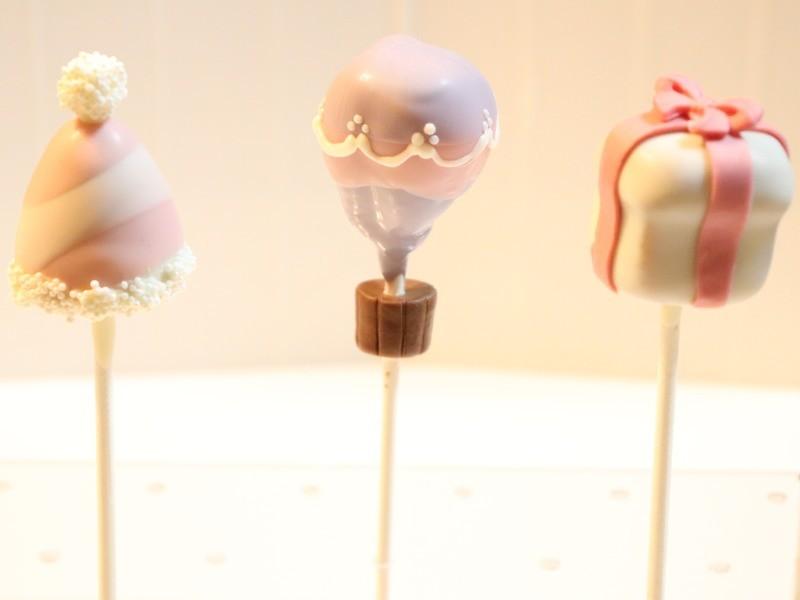 バレンタインに使える可愛い美味しいフィンガーフードレッスン!の画像