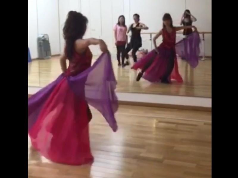 女性らしさを惹き出す 女神のエネルギーダンス ワークショップの画像
