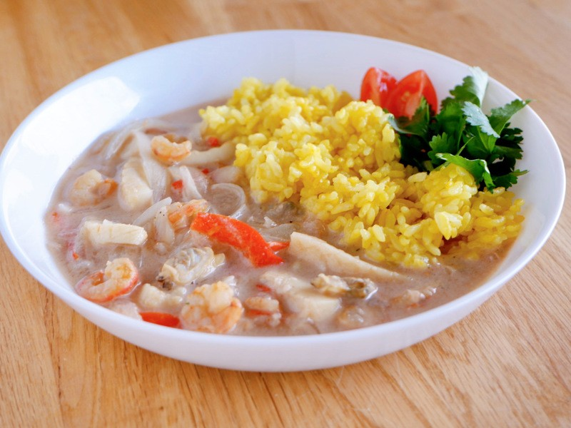 発酵調味料でタイ料理♪ココナッツカレーレッスンの画像