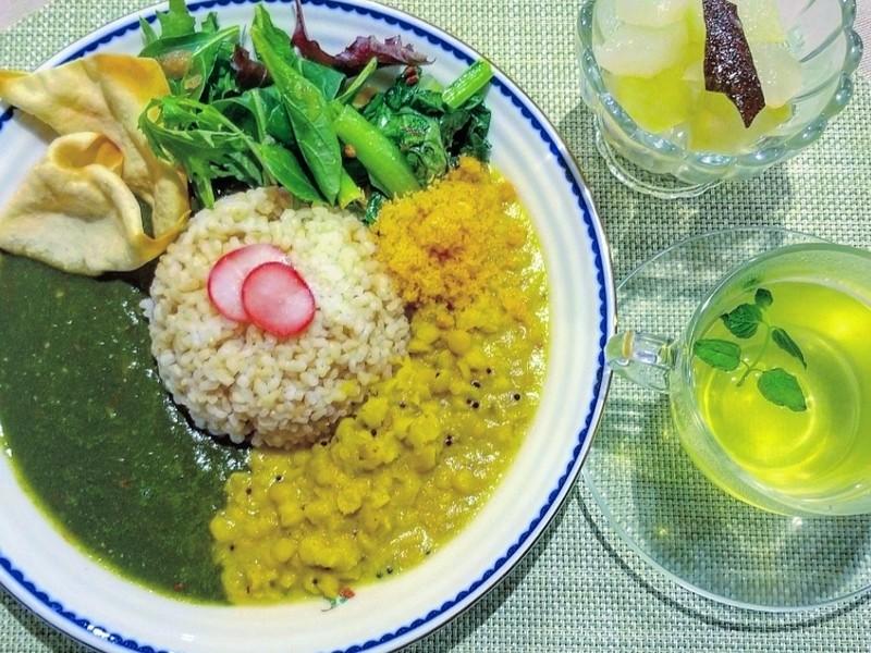 アーユルヴェーダ料理基礎講座3(食事法基礎・ピッタを整える)の画像