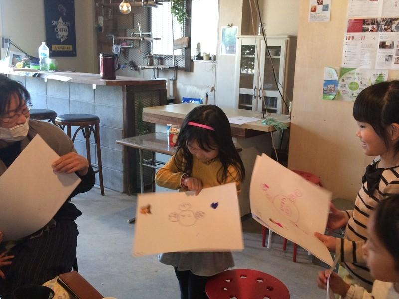親子マッピングカフェ(明石市魚住)の画像