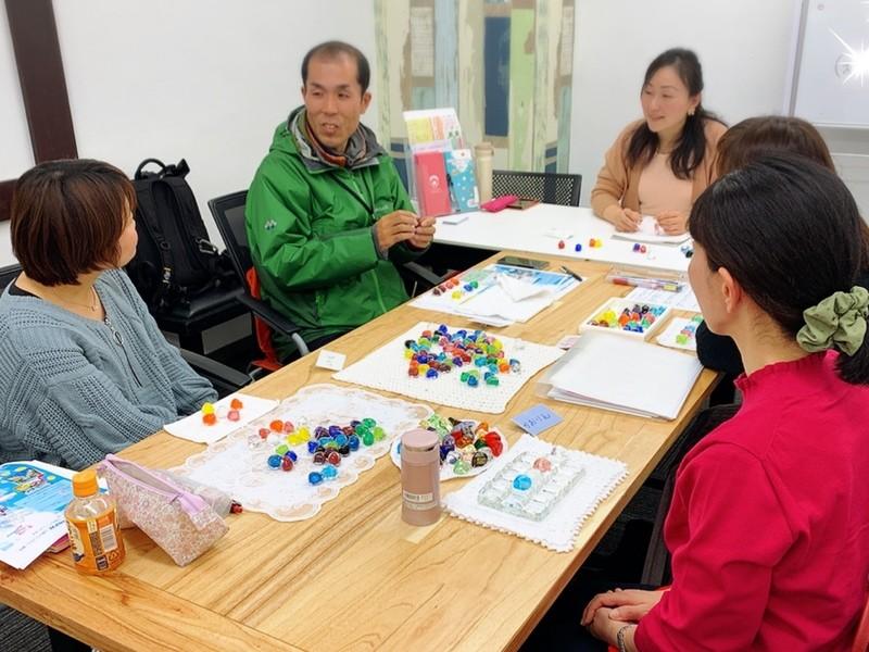 カラーセラピーセミナー♪色彩心理の色の意味を知ることができるの画像