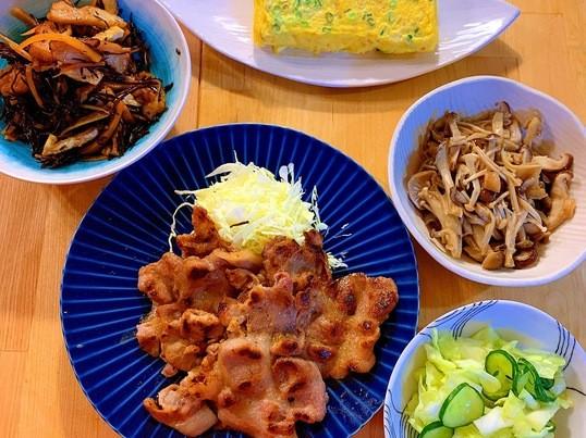 豚肉の味噌漬け、だし巻き卵、ひじきの煮物など!《家庭料理の基本編》の画像