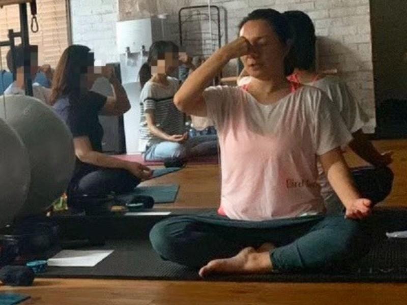 [四谷三丁目]やさしいハタヨガと瞑想<良い睡眠とすっきり目覚め>の画像