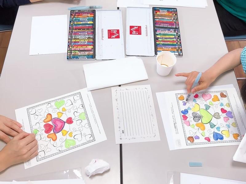 【色彩心理・資格取得講座の体験ワークショップ】色と心のつながりの画像