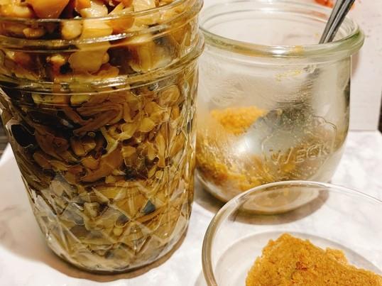 無添加中華スープの素&きのこスープの素作り!消毒液お土産付きの画像