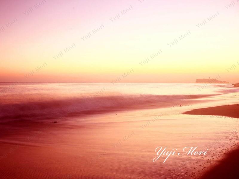 森祐二教室 楽しめる写真講座 湘南・七里が浜の夕景を撮る 基礎編 の画像