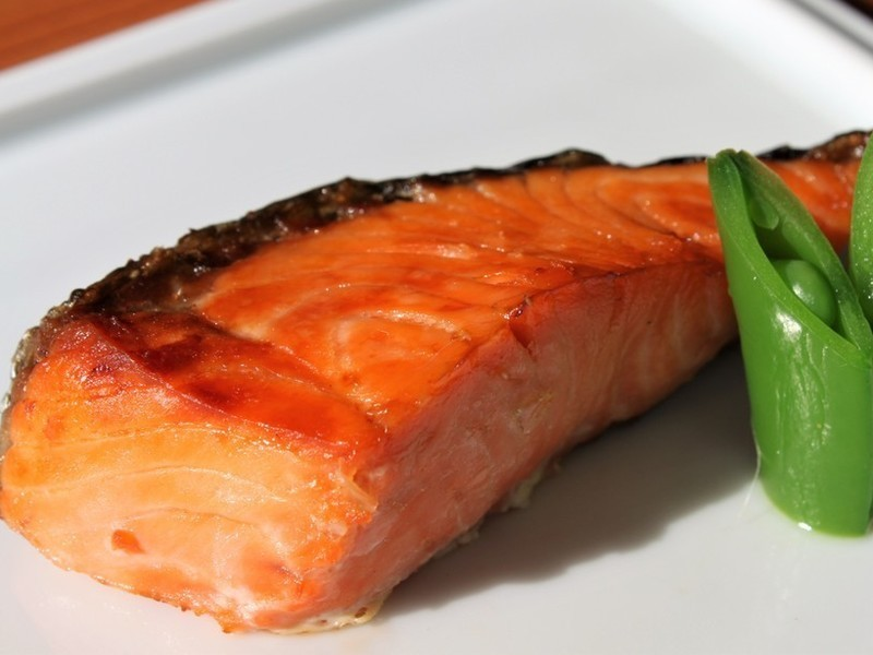 華やか春のちらし寿司!最強な鮭の西京焼き&沢煮椀もご一緒に♪の画像