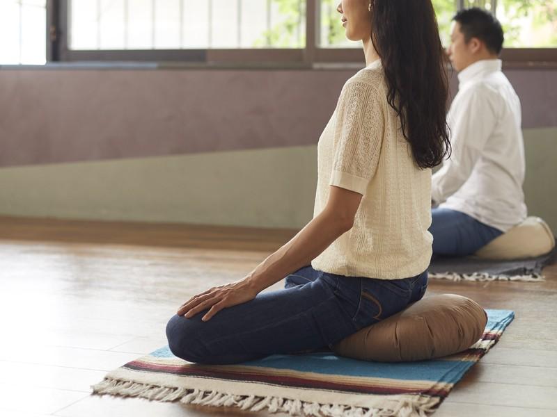 【オンライン受講可】はじめてのアウェアネス瞑想の画像