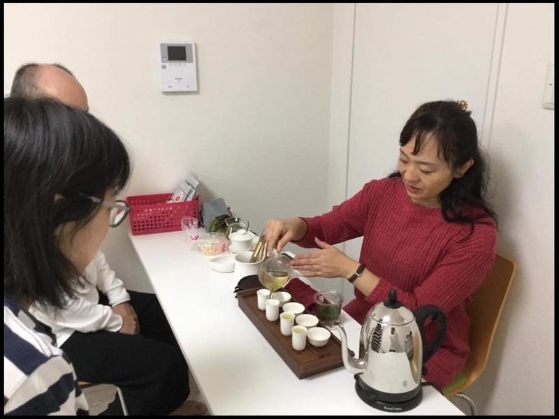 中国茶とタオヨガ  ~満たされる時~の画像