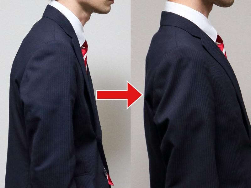 【男性向け】30分でスーツやジャケットが似合う立ち方になる講座の画像