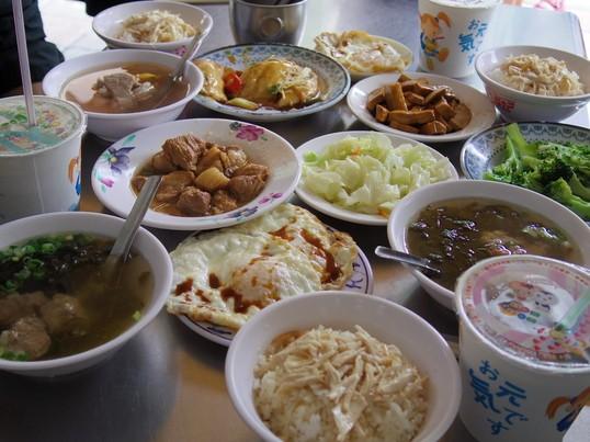 台湾美食を楽しむ旅コトバ:朝食、定食屋、夜市など少人数でも楽しめるの画像