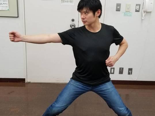 東大阪教室 八極拳&蟷螂拳の画像