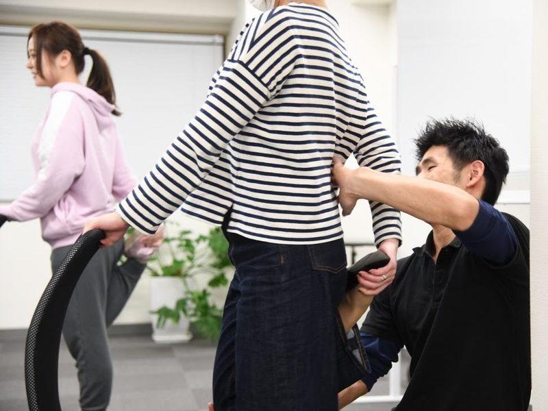 【オンライン有】現役体操選手が教える最強の体幹筋トレレッスンの画像