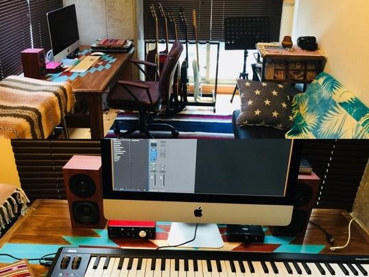 DTM Logic pro Xの使い方を学んで作曲、トラック作り!の画像
