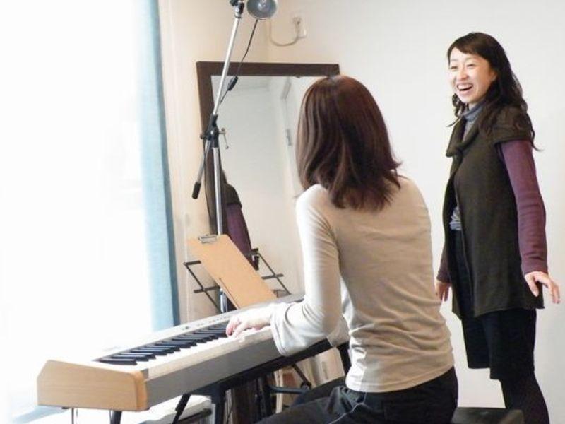 オンライン対応!憧れのジャズ・ピアノ体験♪45分でここまで弾ける♪の画像