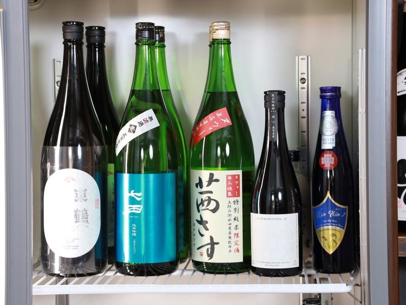 【初心者限定】自分の好きな日本酒の味を見つけよう。の画像