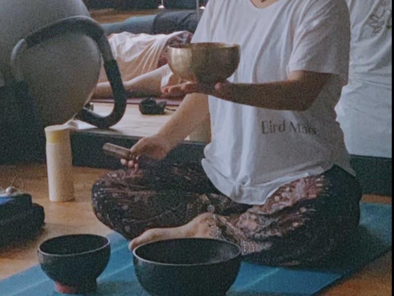 【四谷三丁目】ハタヨガとシンギンぐボウル瞑想の画像