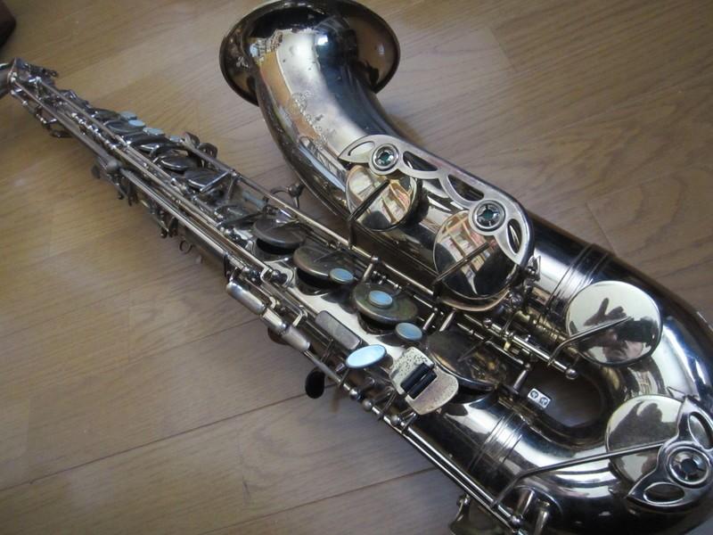 Saxのサウンドトレーニング基礎の画像