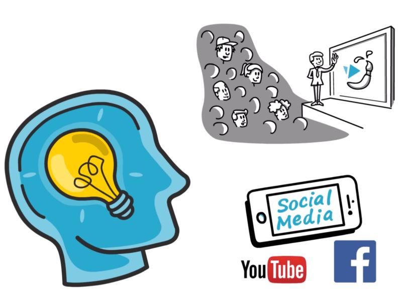 YouTubeで使えるアニメーション動画制作実践講座(座学)の画像