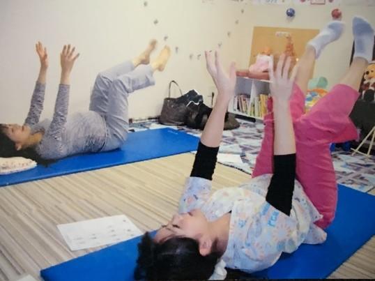 <オンライン>16週から始める安産体操クラス!の画像