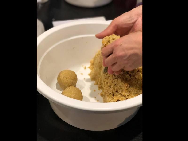 無農薬・自然栽培の材料で作る「3週間で出来上がる白味噌クラス」の画像